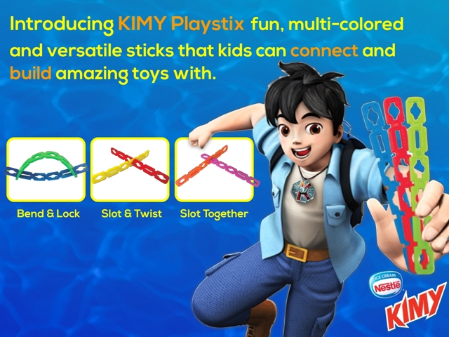 Kimy Playstix fun
